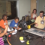 Radio Camp 2012 – Day 16 – Interview with Larry Berger