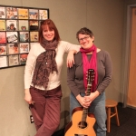 Live Music: Tracy Drach and Eve Goodman
