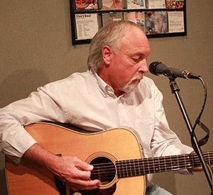 Live Music: Marty Zundel
