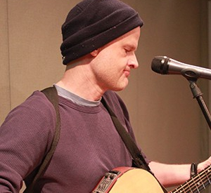 Live Music: Brad Yoder