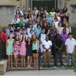 Environmental Charter School 8th Grade Legacy Project 2015