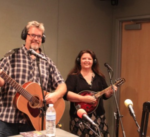 Live Acoustic Music with James and Debbie Tobin