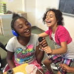 Radio Camp 2015 – Day 27 – Voice Changer and Microphone Testing