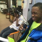"""Clairton CASTLE 2016: A Start of a New Semester, Round Table Story Telling, """"Three Things About Me"""" and the Makey Makey!"""