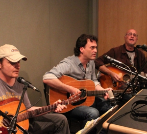 Live Music: Eric Brace & Peter Cooper with Thomm Jutz