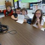 Kerr Elementary School: 2nd Grade Playground Project – 2016