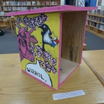 Little Free Libraries at Perry High School