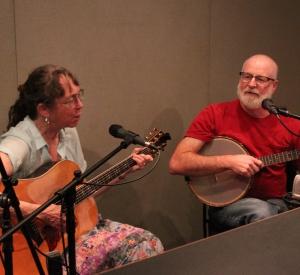 Live Music: Dan Levenson & Annie Trimble