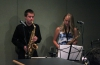 YES: David's Music House Saxophone Players