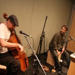 Dave Eggar & CharlesPalmer