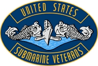 US Sub Veteran Patch