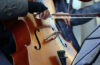 Winter-cello